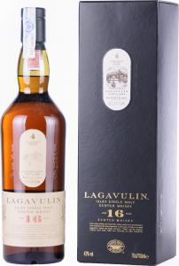 Lagavulin 16 Anys